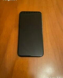 Apple Iphone X 256GB Silver Unlocked