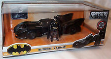 Batman 1989 Batmobile & Batman 1-24 Scale New in Box Jada 98260