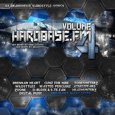 CD HardBase.FM Volumen Four de Varios Artistas 2CDs