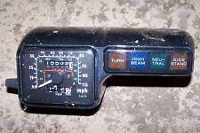 SPEEDOMETER GAUGES SPEEDO METER LIGHTS XR650L HONDA XR 650 L 1993