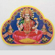 BILD  A 4 Indien  LAXMI Lakshmi Kunststoff Vorlage  sehr edel 60