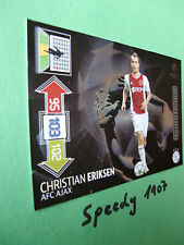 Champions League Eriksen 2012 13 disponibilità limitata Limited Edition Panini Adrenalyn 12