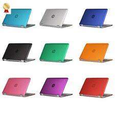 """HP 13.3"""" Convertible case 2-in-1 laptop Pavilion X360 Hard Shell cover Aqua NEW"""