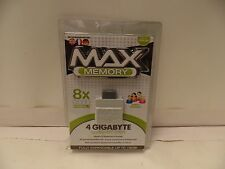 Datel MAX Memory 4GB Memory Card / Unit For XBox 360  New & Sealed BS001659