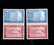 Romania   1964  ZIUA MARCII POSTALE   MNH