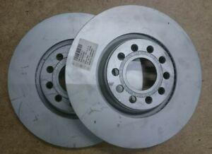 1Satz Original Bremsscheiben 4B0615301C VW Passat 3B Skoda Superb 3U