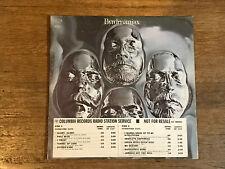 Byrds Promo LP - Byrdmaniax - Columbia Records KC 30640 1975