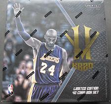 2016 Panini Kobe Bryant HeroVillain Basketball Card Box Set