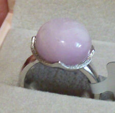 Superb Kunzite Cabochon Ring  7.75ct - special