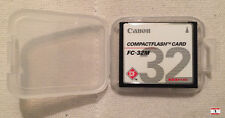 SanDisk/canon Compact Flash CF-card 32mb sdcfb