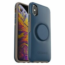 OTTERBOX + Pop Symmetry Series for iPhone X/XS - Go To Blue