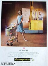 1964 COVENTRY CLIMAX Fork-Lift Trucks Advert #2 (523L) Original Print AD
