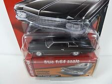 Auto World Vintage Muscle 1970 Chevy Impala Black 1:64 Diecast-NEW