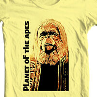 Dr. Zaius Planet of the Apes t-shirt retro vintage sci fi 70's 100% cotton tees