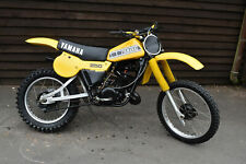 Yamaha YZ250 YZ 250 1979 US Imports runs and rides