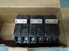 Eaton/Cutler Hammer CH240 40A 240V 2P Plug In Circuit Breaker New (Box of 3)
