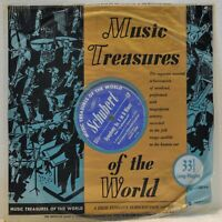 Schubert -  Beethoven - Music Treasures of the World MT-12 Vinyl LP