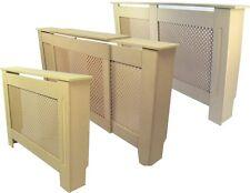 Radiator Cover Radiator Cabinet MDF - 4 Sizes, Small, Large, XL & Adjustable