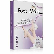 Foot Mask Exfoliation Peeling Mask - Baby Soft Feet in 2 Weeks! USA SELLER