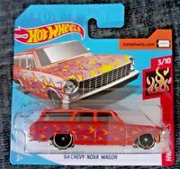 MATTEL Hot Wheels  '64 CHEVY NOVA WAGON  Brand New Sealed