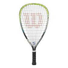 Wilson Graphite Jammer Racketball Racket Power Strings