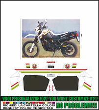 kit adesivi stickers compatibili  elefant 650 1986 lucky ex
