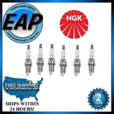 For CL MDX RL TL Accord V6 J32A2 J37A1 J35A8 J35A8 J32A3 NGK Spark Plug Set Of 6