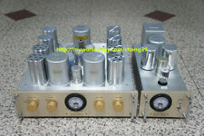Western Electric 197A Transformer Tube Phono Preamplifier Handmade 6J5G 6J7G 6X5
