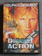 Direct Action - Dolph Lundgren,   DVD