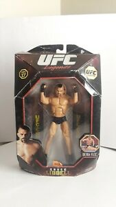 LEGENDS UFC Figure 17 chuck liddell  jakks pacific