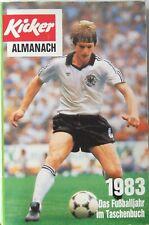 Kicker Almanach 1983 / Das Fußballjahr im Taschenbuch