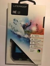 IPHONE 7,8 LIFEPROOF FRE CASE WATERPROOF BLACK/LIME 77-56788 ORIGINAL BRAND NEW
