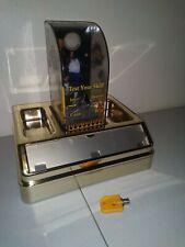 "Vintage Trade Stimulator POS ""Shoot To Thrill"" Tabletop Basketball Quarter Game"
