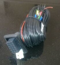 Telar de cableado para el sistema meta M357T-V2 Motocicleta Thatcham Cat 1 Alarma/Inmovilizador