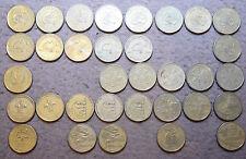 Australia: 33 x $1 Dollar commemorative coins in collectible grade. AUD