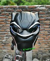 The New ArrivallCustom Black Panther  Helmet For Motorcycle ( approved DOT/ECE )