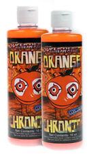 Orange Chronic 2 16oz Bottles Cleaner Glass Metal Pipe Hookah
