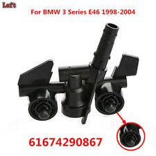 61674290867 Headlight Left Washer SPRAY NOZZLE For BMW 3 Series E46 1998-2004