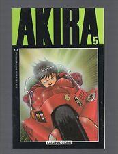AKIRA #5 VERY FINE / NEAR MINT 9.0 1988 1st PRINT EPIC COMICS