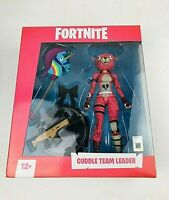 Fortnite Cuddle Team Leader 7 Inch Action Figure McFarlane Toys New