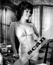 James Bond Girl Jill St. John in Sexy bra and panties 8X10 B&W Photo #998