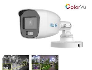 HiLook By Hikvision THC-B129-M 3.6mm  2MP ColorVu 4-In-1 Bullet Camera 20m IR