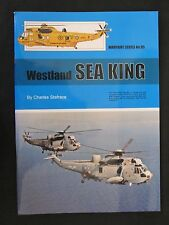 Warpaint 95 - Westland Sea King  - Color Profiles, Line Drawing, Photos