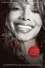 True You: A Journey to Finding and Loving Yourself - New - Jackson, Janet -