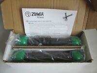 Zumba Toning Sticks Exercise Fitness Workout New Unused Toning Sticks In Box