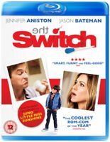 The Switch (Single Disc) BLU-RAY *New & Sealed*