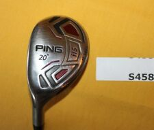 Ping i15 20º Hybrid Regular Graphite Golf Club S458 LH