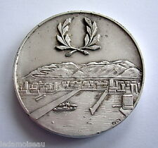 Médaille VAR-MATIN REPUBLIQUE 1978, Ville du Lavandou, Rendez vous cycliste.