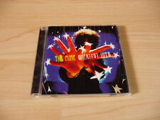 CD The Cure - Greatest Hits - 2001 - 18 Songs