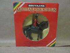 Britains Metal Models 7244 Blues and Royals Farrier Hand Painted